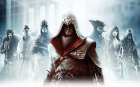 Обои Assassins Creed Brotherhood: Brotherhood, Assassins creed, Assassins creed