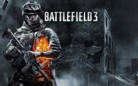 Обои Battlefield 3: Автомат, Игра, Battlefield, Battlefield
