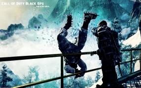 Обои Call of Duty Black Ops: Удар, Call of Duty, Падение, Call of Duty