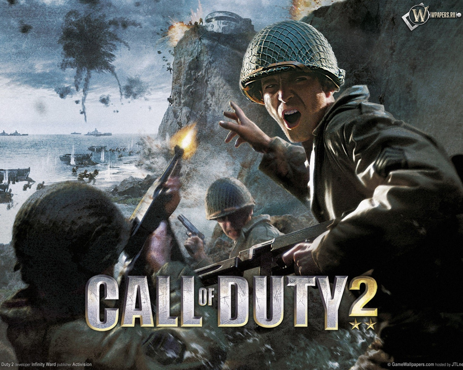 Коды к игре Call of Duty.