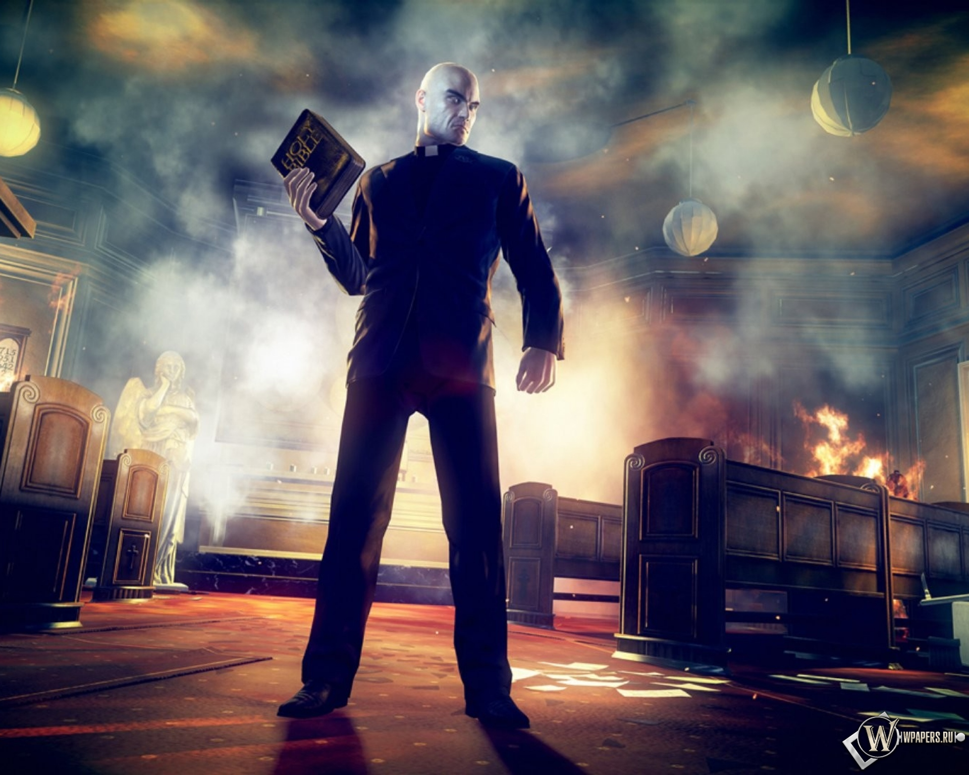 Hitman Absolution  Википедия
