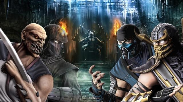 Mortal kombat mortal kombat