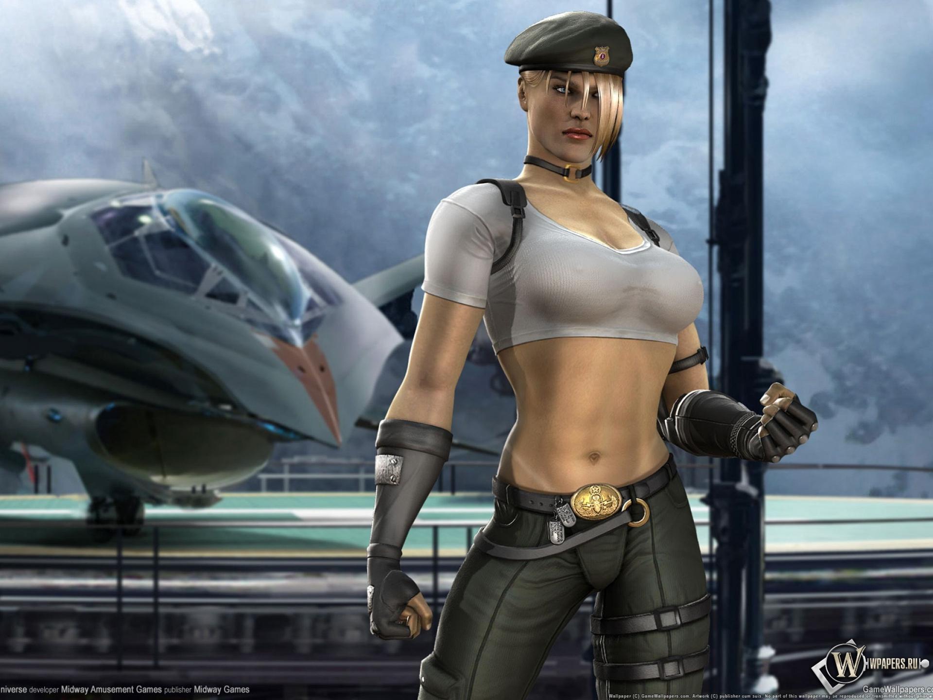 Сексуальные девушки в компьютерных играх 20 фотография