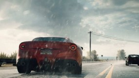 Обои Need for Speed Rivals: Гонки, Игра, NFS