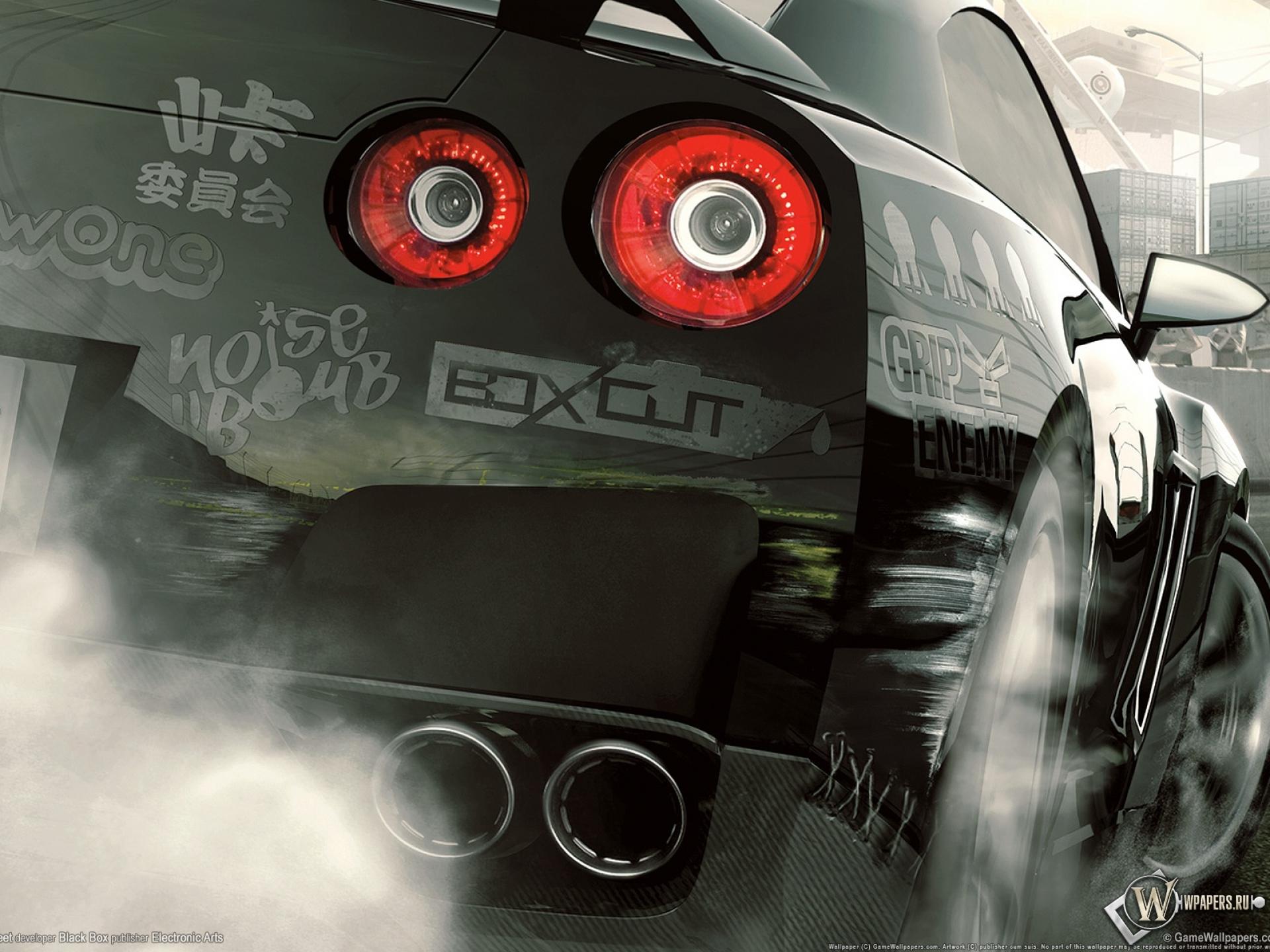 Обои из серии игр Need For Speed.