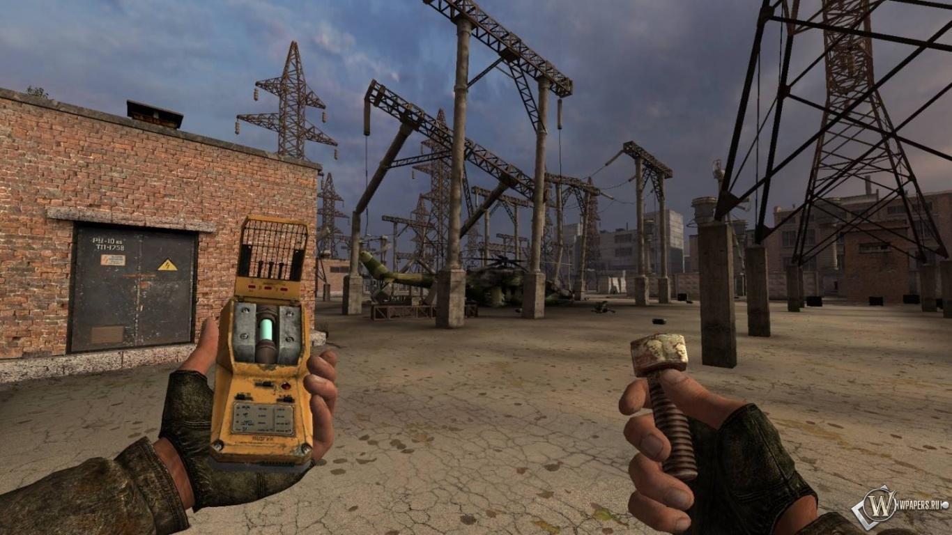 Картинки из игры сталкер скачать