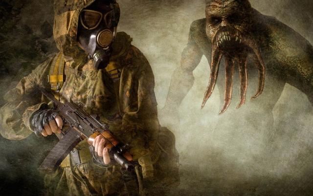 Stalker Тень Чернобыля Оригинал
