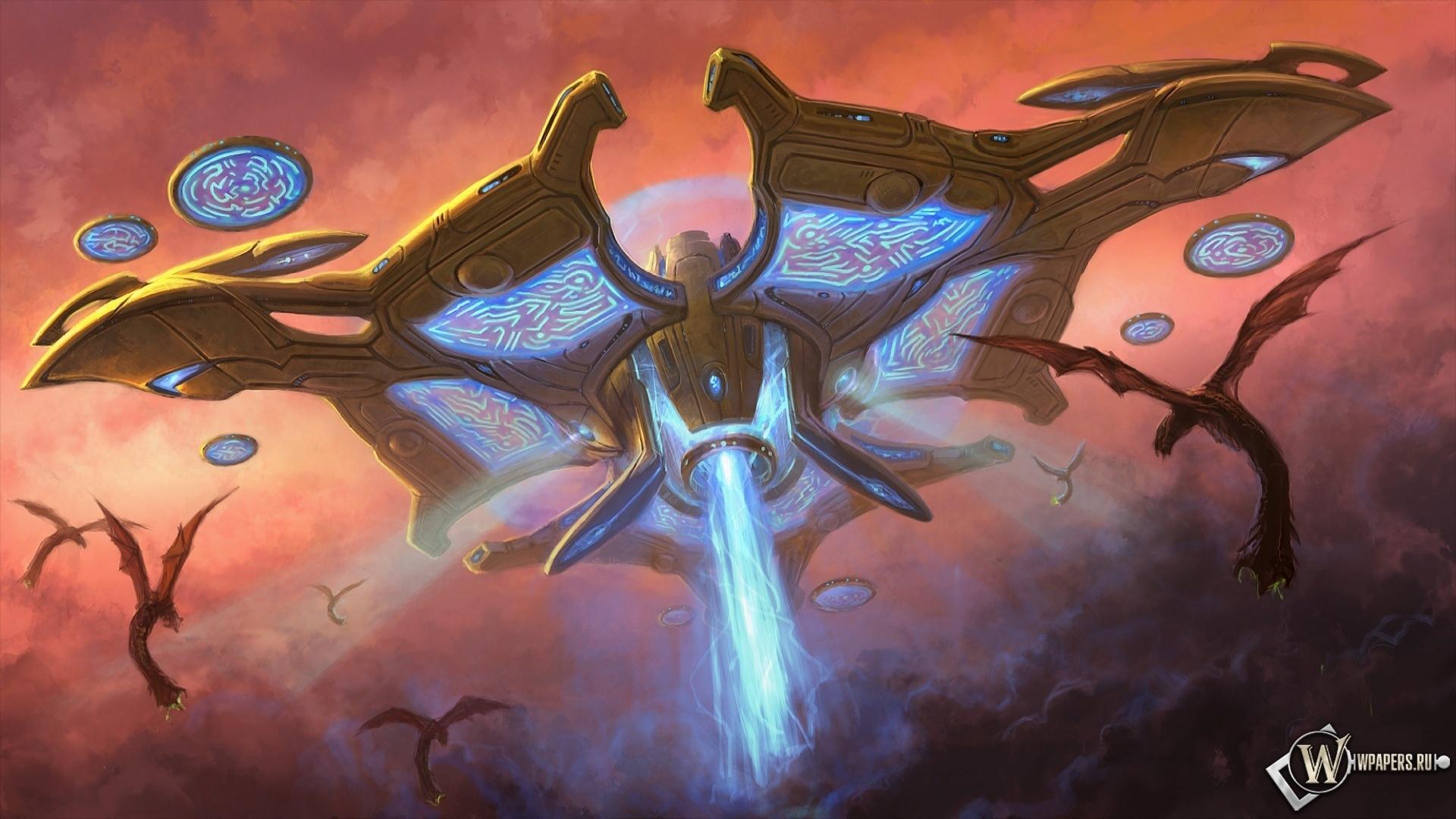 Смотреть порно картинки в игре starcraft ii 7 фотография