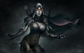 World of WarCraft Сильвана