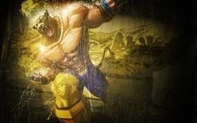 Обои King: Боец, Tekken, Другие игры