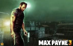 Обои Max Payne 3: Пистолеты, Max Payne, Полицейский, Другие игры