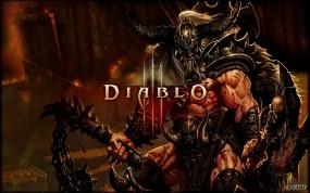 Обои Дьябло 3: Убийца, Варвар, Diablo 3, Другие игры