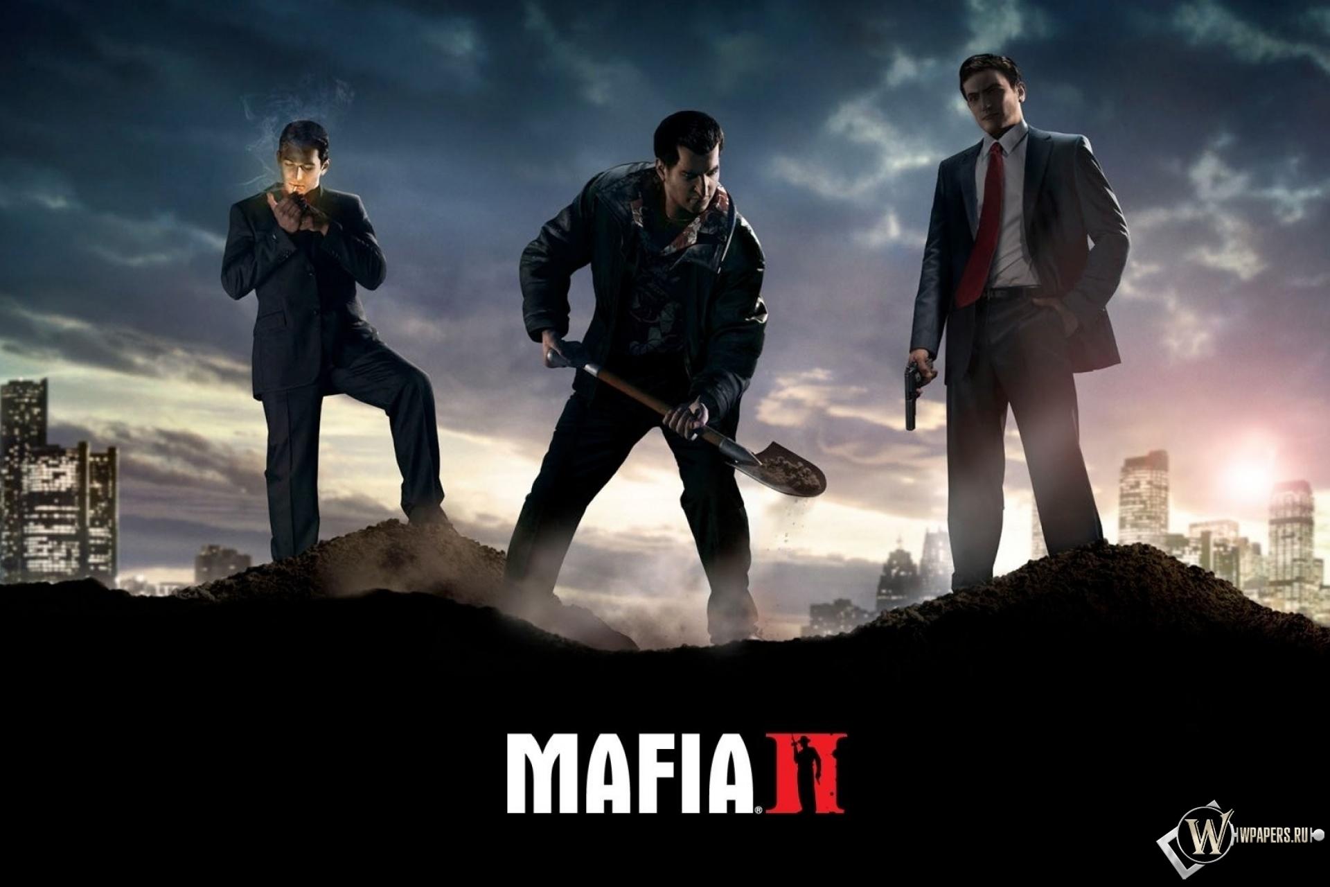 mafia 2 скачать бесплатно без регистрации одним файлом