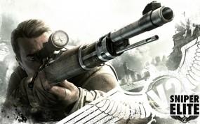 Обои Sniper Elite V2: Снайпер, Sniper Elite, Другие игры