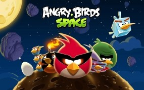 Обои Angry Birds Space: Angry Birds, Другие игры