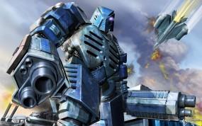 Обои SUPREME commander: , Другие игры