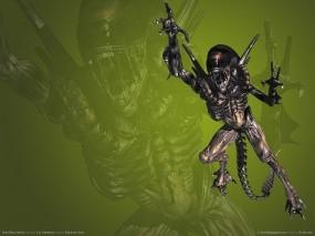 Обои Alien Resurrection: Aliens vs. Predator, Другие игры