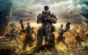 Маркус из Gears of War
