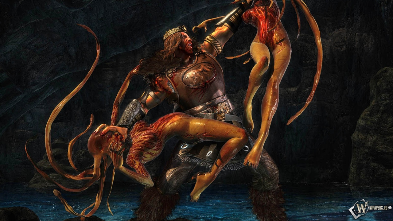Секс монстр с монстром рисунки