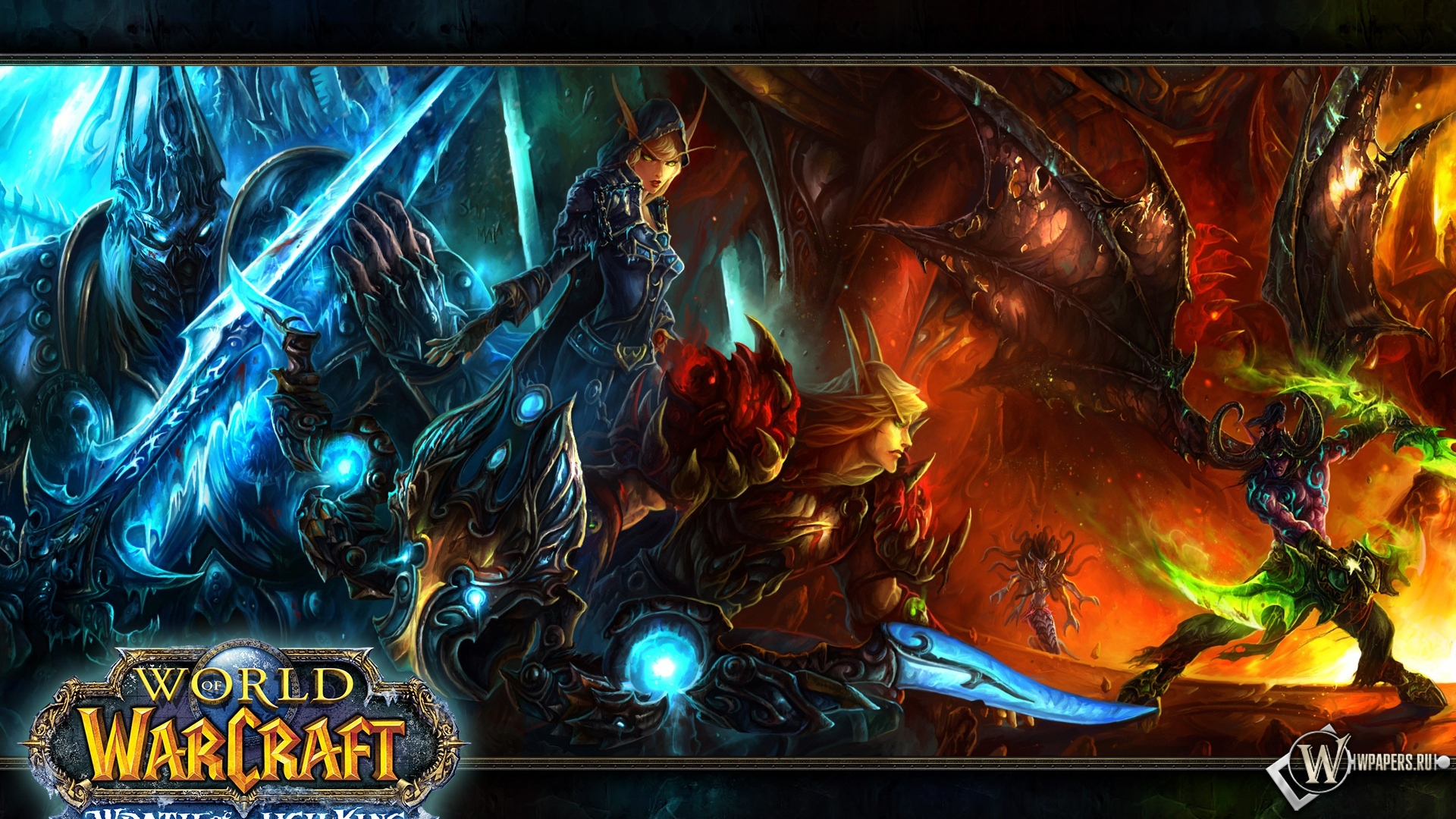 World of warcraft 1920x1080
