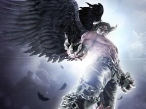 Обои Devil Jin: Боец, Tekken, Файтинг, Devil Jin, Другие игры