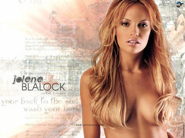 Джолин Блэлок (Jolene Blalock)