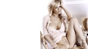 Обои Jenna Jameson: Трусики, Чулки, Jenna Jameson, Девушки