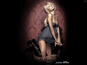 Обои Paris Hilton: Девушка, Блондинка, Девушки