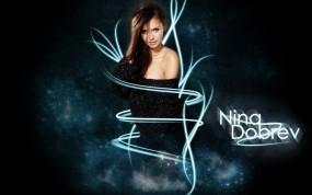 Обои Nina Dobrev: Девушка, Актриса, Девушки