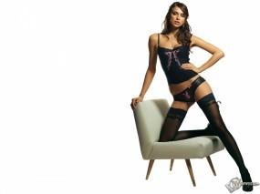 Обои Irina Sheik: Кресло, Playboy, Ирина Шейк, Irina Sheik, Девушки