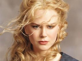 Обои Nicole Kidman: Блондинка, Портрет, Nicole Kidman, Девушки