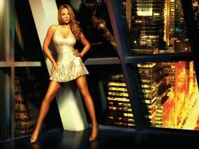 Обои Mariah Carey: Mariah Carey, Мэрайя Кэри, Девушки