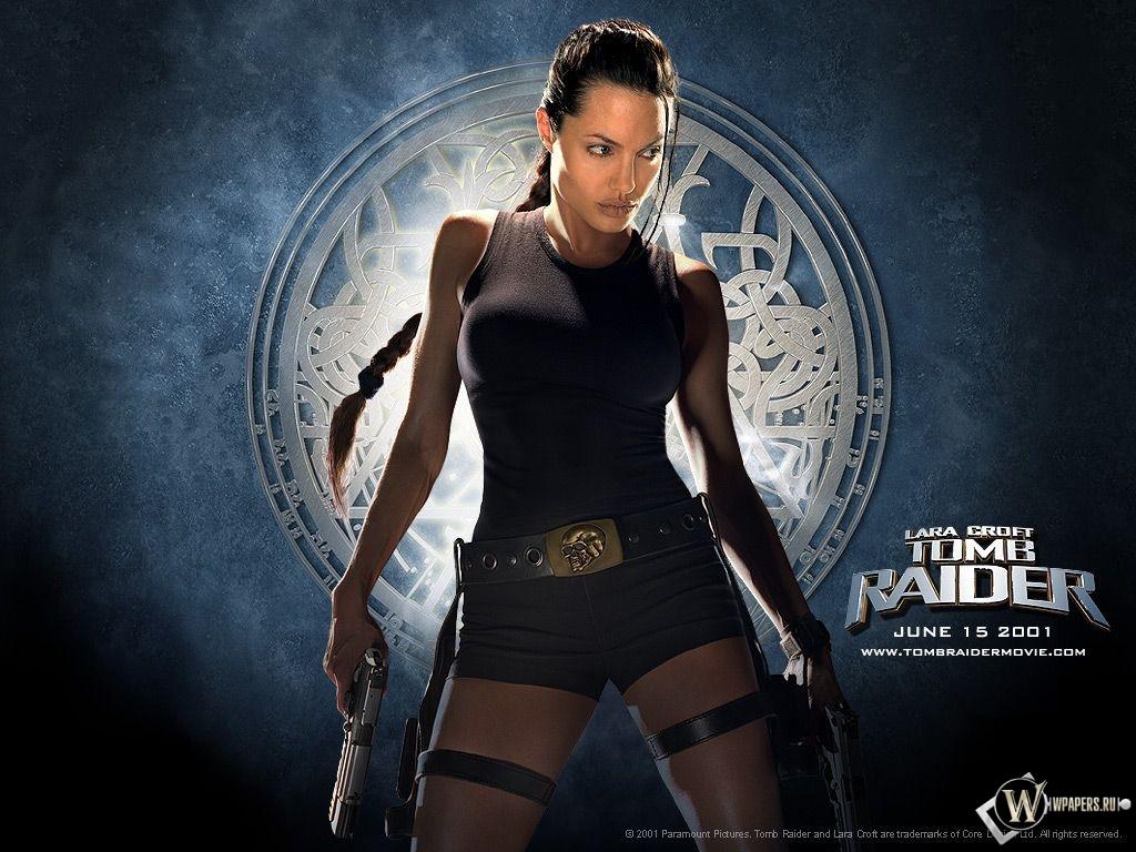 Lara Croft 1024x768