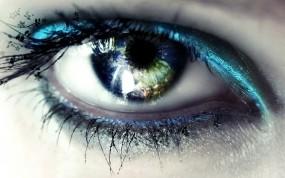 Обои Красивый глаз: Красота, Глаз, Глаза