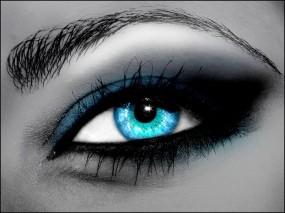 Обои Голубой глаз: Глаз, Глаза