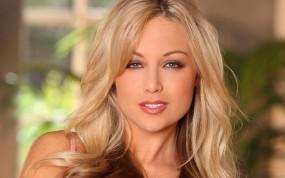 Обои Личико Kayden Kross: Блондинка, Личико, Kayden Kross, Kayden Kross