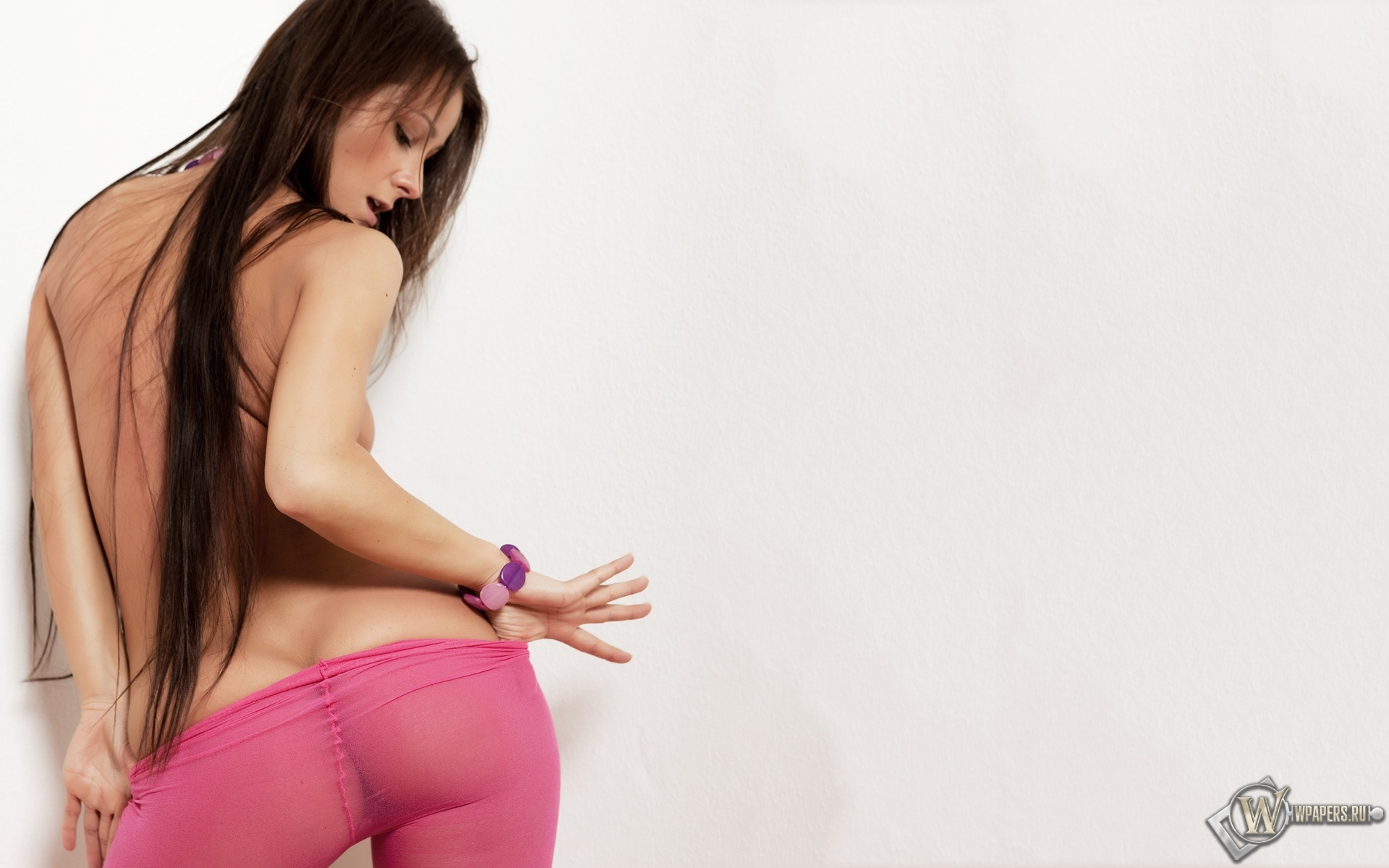 Мелиса в розовых колготках 1920x1200