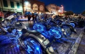 Обои Неоновые байки: Неон, Мотоциклы, Байки, Мотоциклы