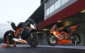 Обои KTM RC8 R Red Bull 2012: Мотоциклы, Мотоциклы