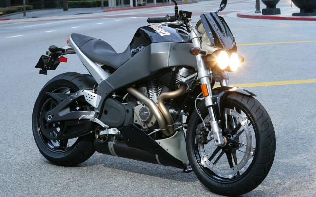 Buell Lightning XB12S