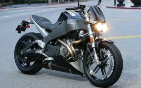 Обои Buell Lightning XB12S: Мотоцикл, Чёрный, Спорт, Мотоциклы