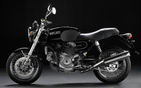 Обои Ducati GT1000: Чёрный, Ducati, Мотоциклы