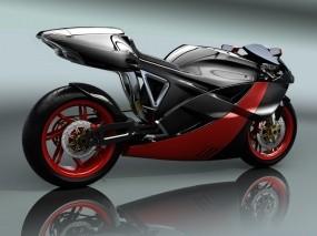 Обои Moto 3D: Мотоцикл, Concept, 3D мото, Мотоциклы