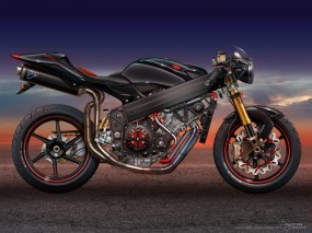 Обои Suzuki gs1000: Мотоцикл, Suzuki GS1000, Сузуки, Suzuki