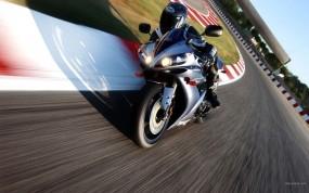 Обои Yamaha Super Sport YZF-R1: Мотоцикл, Yamaha, Yamaha