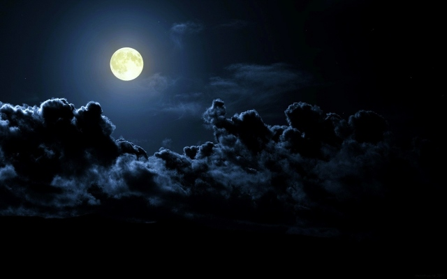 Картинки о луне в природе