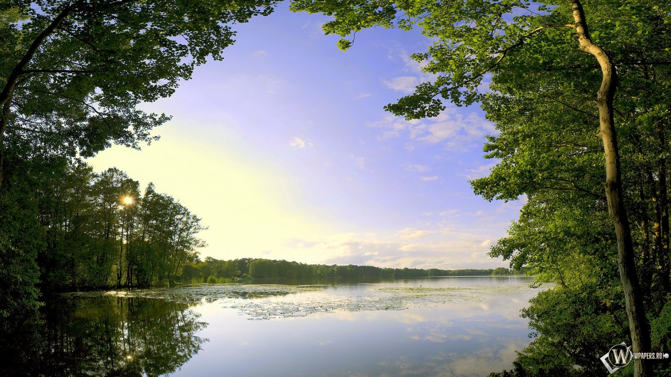Картинки природа разрешение 1366х768