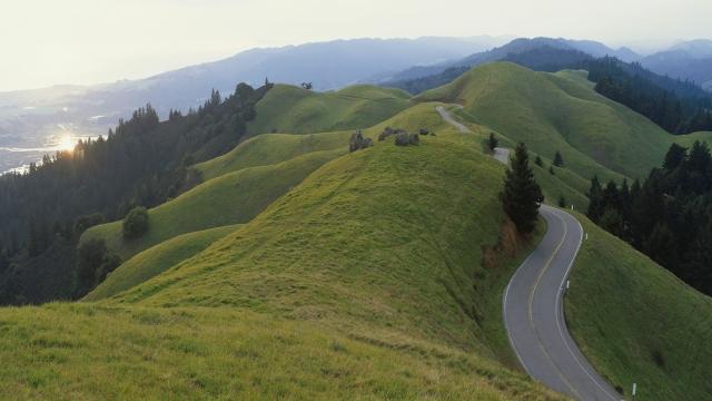 Панорамный холм