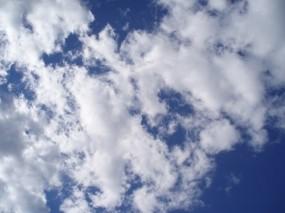 Обои Облака на небе: Облака, Небо, День, Прочие пейзажи