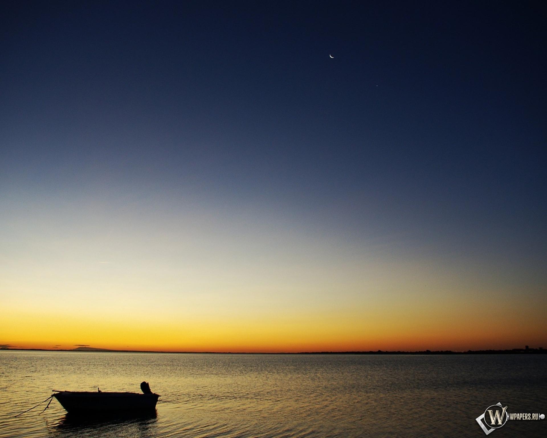 лодки ночь  № 3506411 загрузить